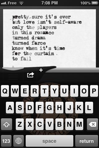 The Amazing Type-Writer for retro creative fun | Cowgirl App!