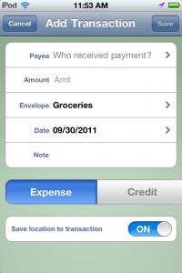 screenshot EEBA app review