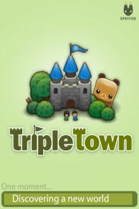 screenshot Triple Town app review