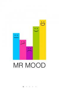 screenshot Mr Mood app review