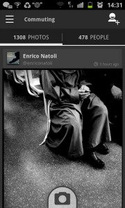 screenshot eyeem app review