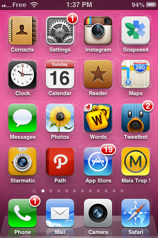 What's in your phone, Pamela Poole? | Cowgirl App!