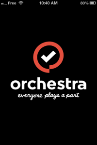 screenshot Orchestra app review