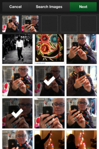screenshot Photopoll app review