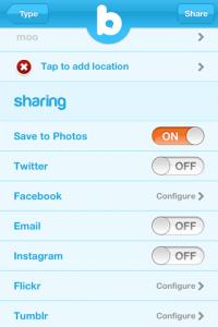 screenshot Bubbsie app review