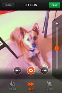 screenshot Cinemagram app review