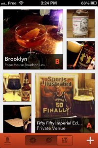 screenshot Elixr app review