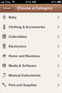 screenshot Boxes app review